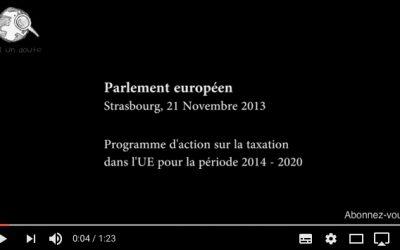 Parlement européen…