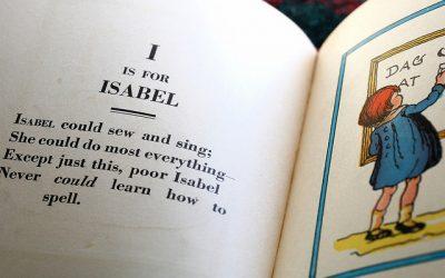 L'institutrice qui savait écrire… mais plus lire