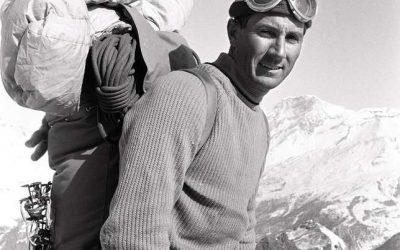 Entre la pin-up et l'alpiniste, un coup de foudre à l'italienne