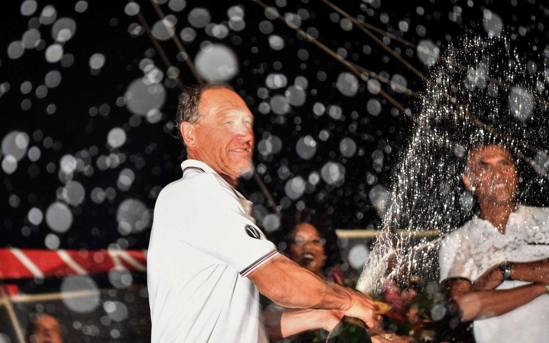 Francis Joyon, un marin d'un autre âge vainqueur de la Route du rhum